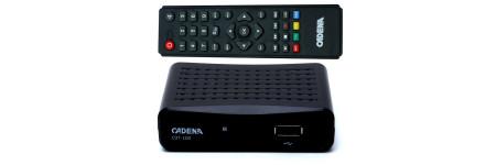 DVB-T2 ресивер