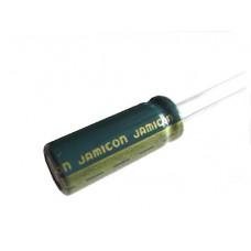 Купить 1500 мкФ 6,3в конденсатор электролит JAMICON 10x28мм WL низкоимпедантный