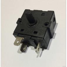Переключатель для масляного радиатора 3-х позиционный 3 контакта правые (RT-2) 16А 220В