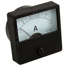 амперметр 10А М42303 (Аналог) постоянного тока 40x40мм