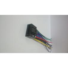 разъем магнитолы GS-106 JVC 3 (NEW) 16 pin