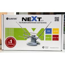 антенна комнатная NEXT 2.0 питание 12в