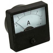 амперметр 10А М42301 (Аналог) постоянного тока 60x60мм