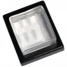 Купить Крышка защитная WPC-09 (33X25.5mm) для переключателя широкого KCD4, IRS-201 и подобных