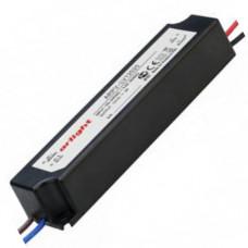 Блок питания свет ленты 220В 12В 2А 24ВТ герметичный