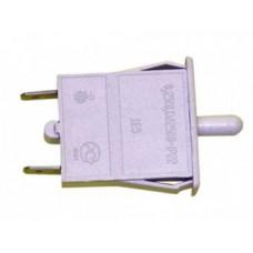 Выключатель (кнопка) света для холодильника ВОК-3 / ВК-01 (подходит для Стинол)
